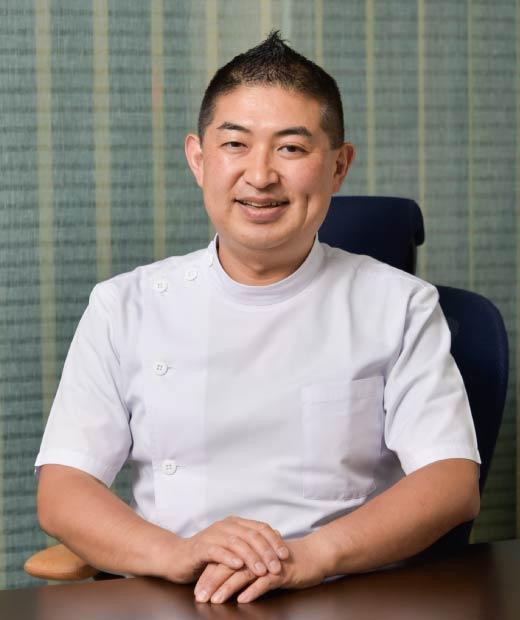 理事長 増田栄輔