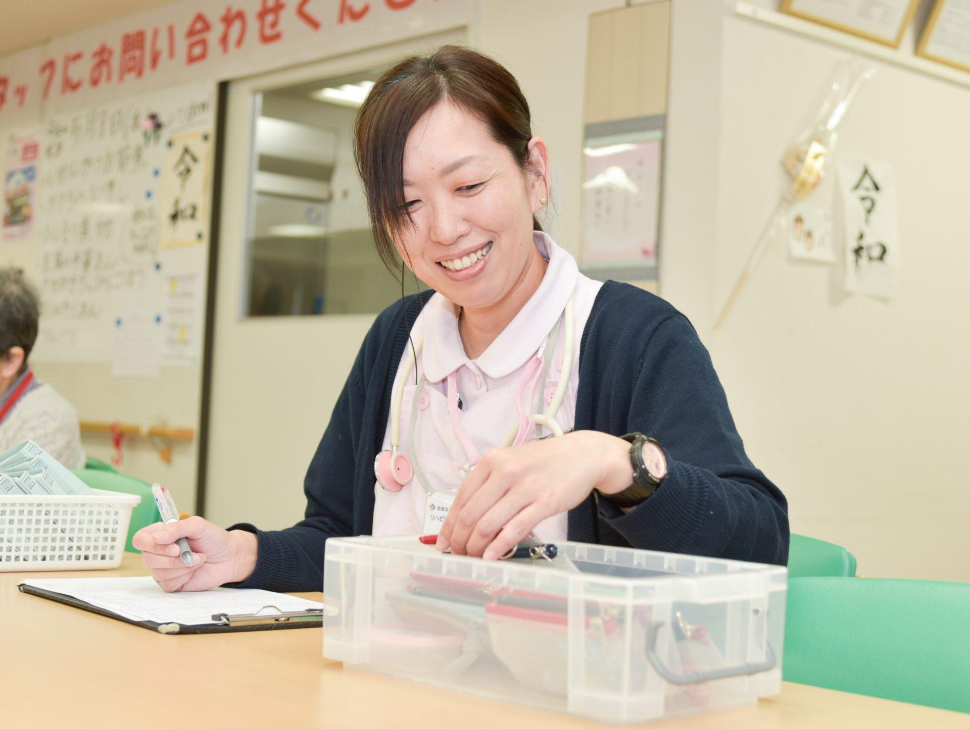 入職祝金5万円!デイサービス看護師パート