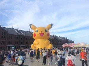 ポケモンイベント in 横浜